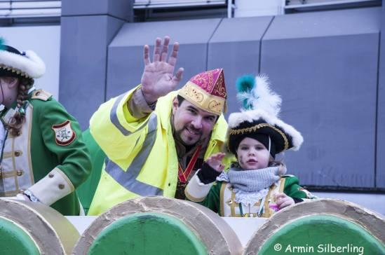 Karnevalssonntag 2018