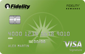 Fidelity Credit Card