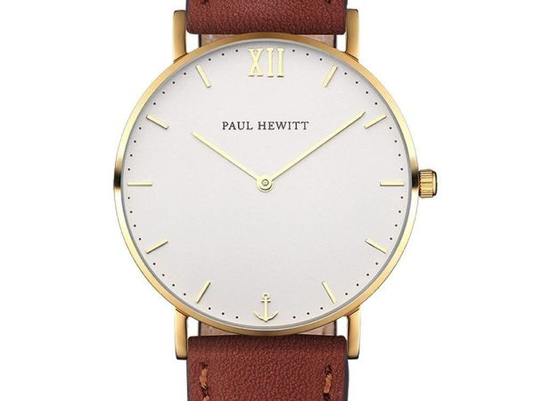 Paul Hewitt Unisex Watch PH-SA-G-SM-W-1M