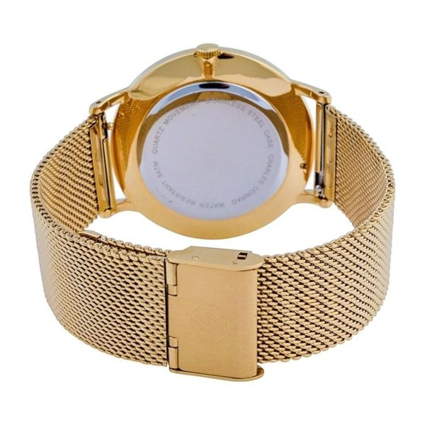Charles Conrad CC02009 Watch - Gold Plated Fashionable Ladies' Watch 4