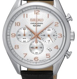 Seiko Unisex Watch SSB227P1