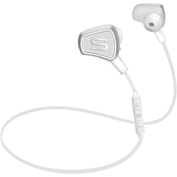 Soul Impact Wireless - In-Ear-Sport Headphones cordless with Bluetooth 4.0