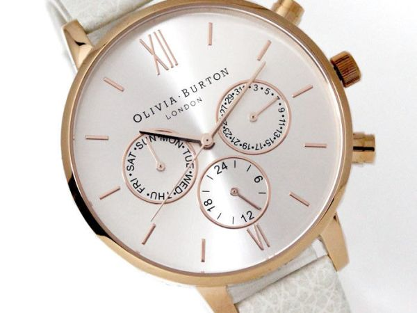Olivia Burton Womens Watch OB13CG01C