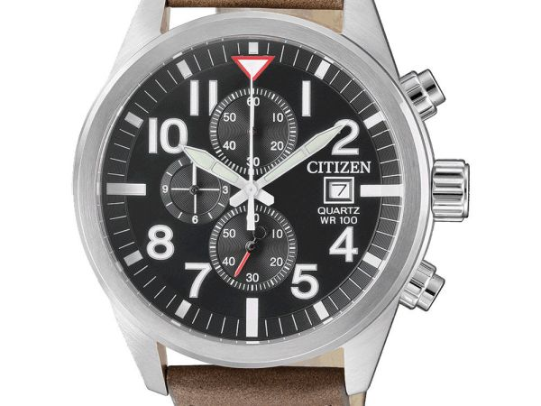 Citizen AN3620-01H men's quartz watch