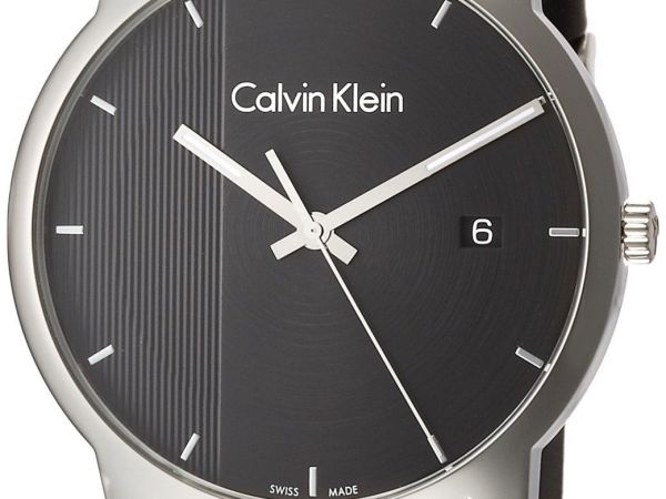 Calvin Klein Men's Watch K2G2G1C1