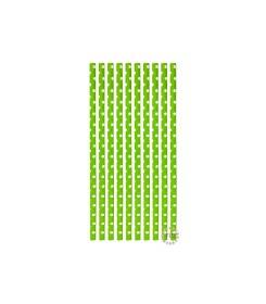 Sorbete Verde con Puntos