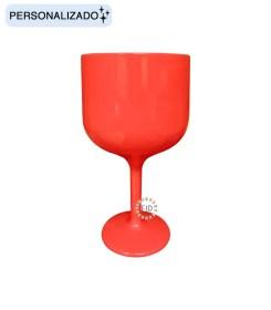 Copa Rojo Pastel