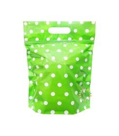Bolsa con Cierre Hermético Verde