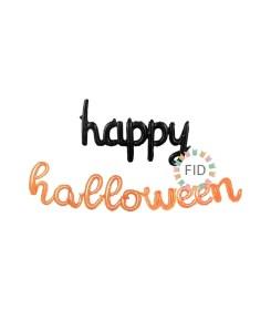 Globo Happy Halloween 2-Colores