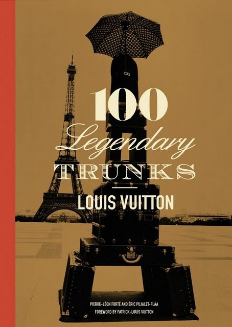 vuitton 100 legendary trunks