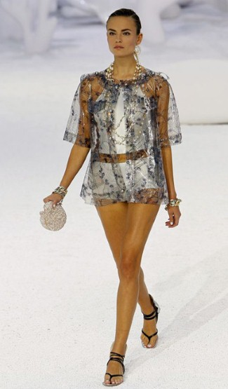 Chanel SS 2012