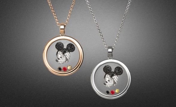 Chopard's Happy Mickey collection