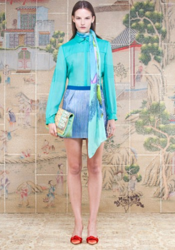 MATTHEW WILLIAMSON Crucero 2012