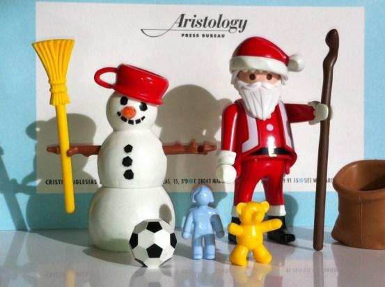 Feliz Navidad Aristology