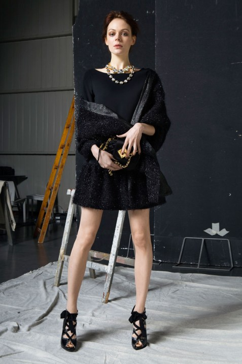 Moschino Pre Fall Winter 2012