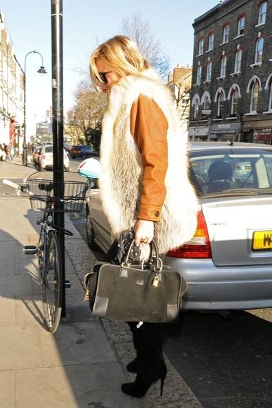 Kate Moss, Amazona bag Loewe