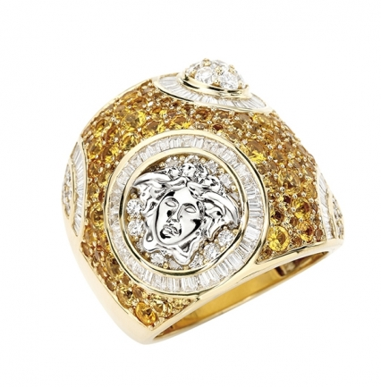 Versace jewels