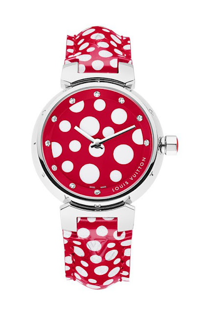 Watch Vuitton Kusama