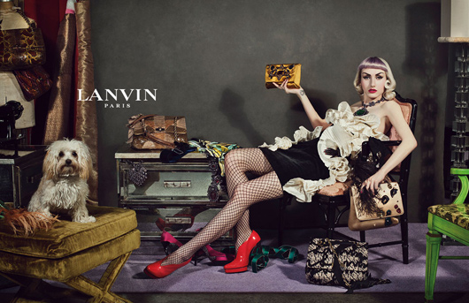 Lanvin Autum Winter 2012 Campaign