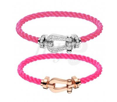 bracelet-force-10-rose-fluo-fred-joaillerie