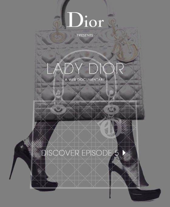 Lady Dior V
