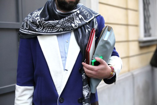 Street Style, Fashion Week Men Milano Fall Winter 2013-14