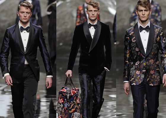 Louis Vuitton Men Fall Winter 2013-14