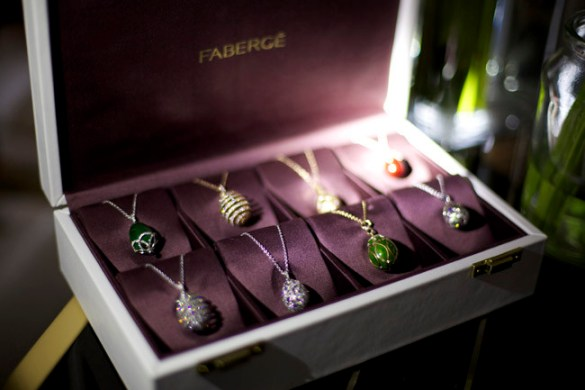 Cofre Faberge