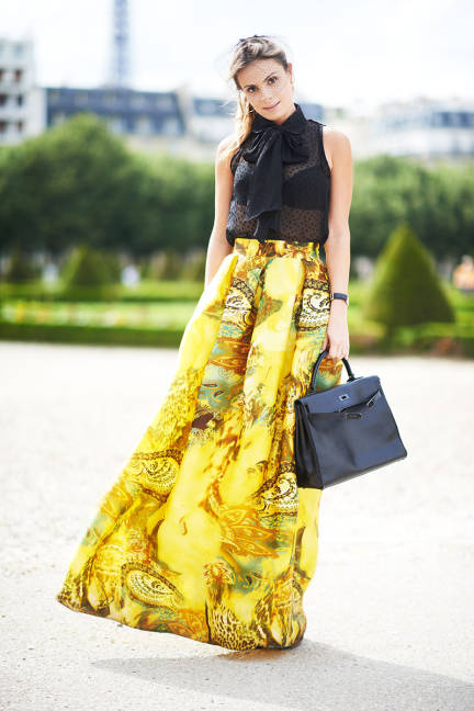 Fashion week Paris FW 2013-14