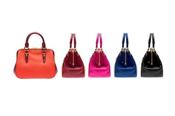 Miu Miu 2013 Handbag Collection