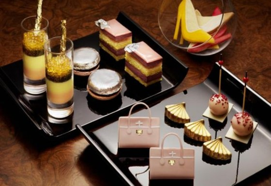 Jimmy Choo Fashion Afternoon Tea