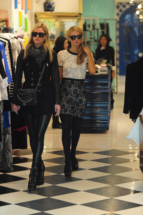 Nicky-Hilton-Chanel-Chain-Boy-Bag-2
