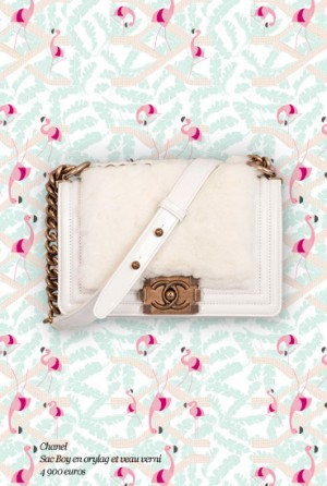 Chanel-Le-Boy-Bag-in-White-Fur-Le-Bon-Marche-Webster-Collaboration-300x446