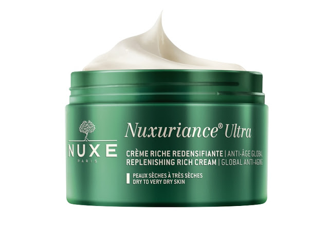 Crema Rica Redensificante antiedad global Nuxuriance Ultra NUXE