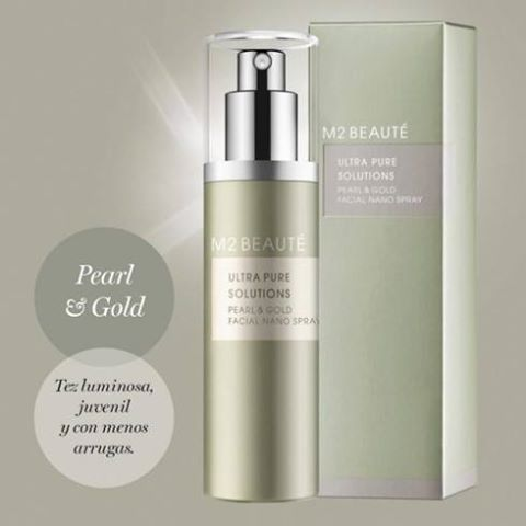 Pear & Gold Facial Nano spray