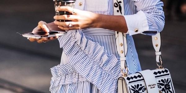 Street Style, Sydney Fashion Week Bags