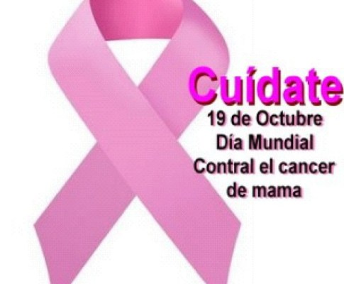 Día Mundial contra el Cáncer de Mama, Angela Navarro.