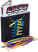 Laces (Ian's Book)