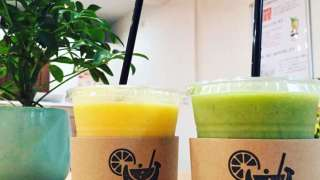 New York Style Smoothies At So Juice (For Vegan)