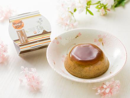 NOTED; Must-eat Shizuoka Roasted Green Tea Pudding♩