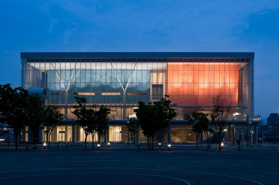 Shizuoka City Shimizu Cultural Hall 'Marinart'