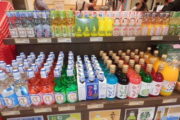 清水ラムネ博物館/Shimizu Lemonade Museum