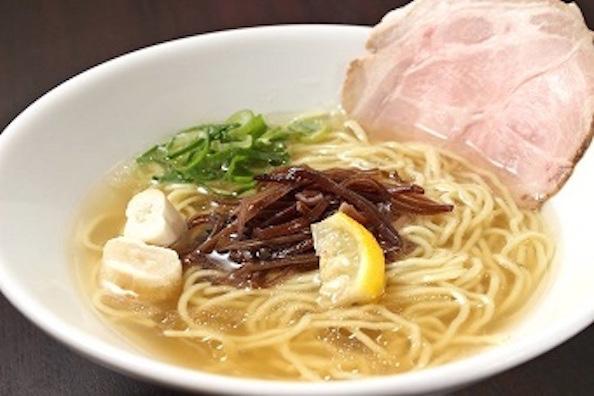 麺神/MENJIN ラーメン