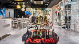 State-of-the-art Furniture; Kartell Shop SHIZUOKA