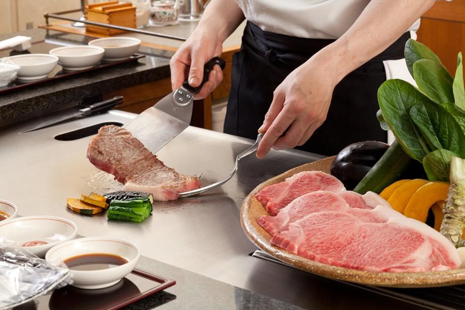 Dai Katakawa, Hotel Century Shizuoka Teppanyaki Restaurant Keyaki