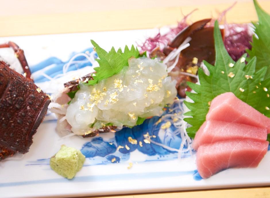 Irresistible Sushi selection [ IRI-FUNE SUSHI ]