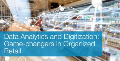 Data Analytics and Digitization in indian retail industry