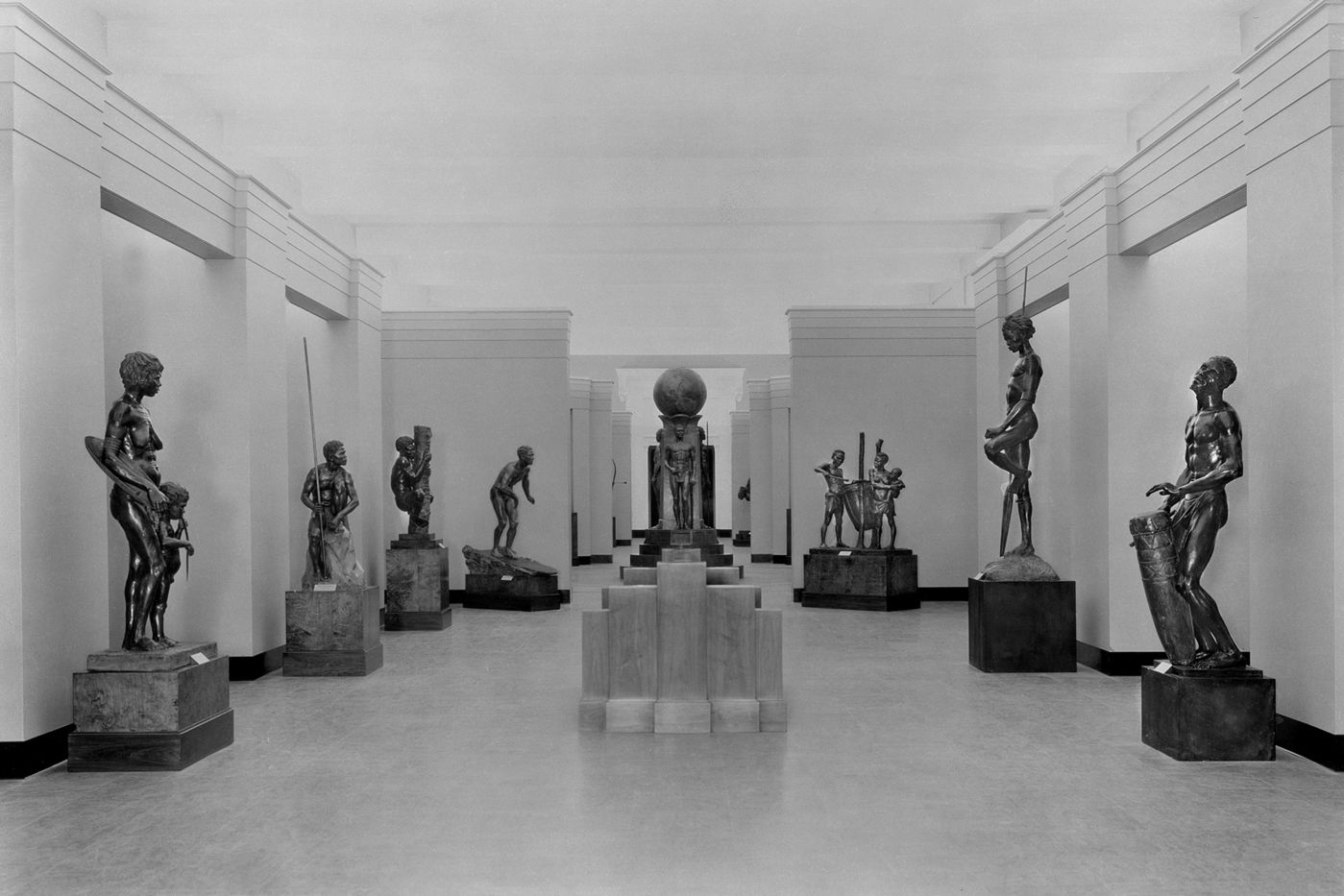 Rethinking Sculptures Of Malvina Hoffman Field Museum