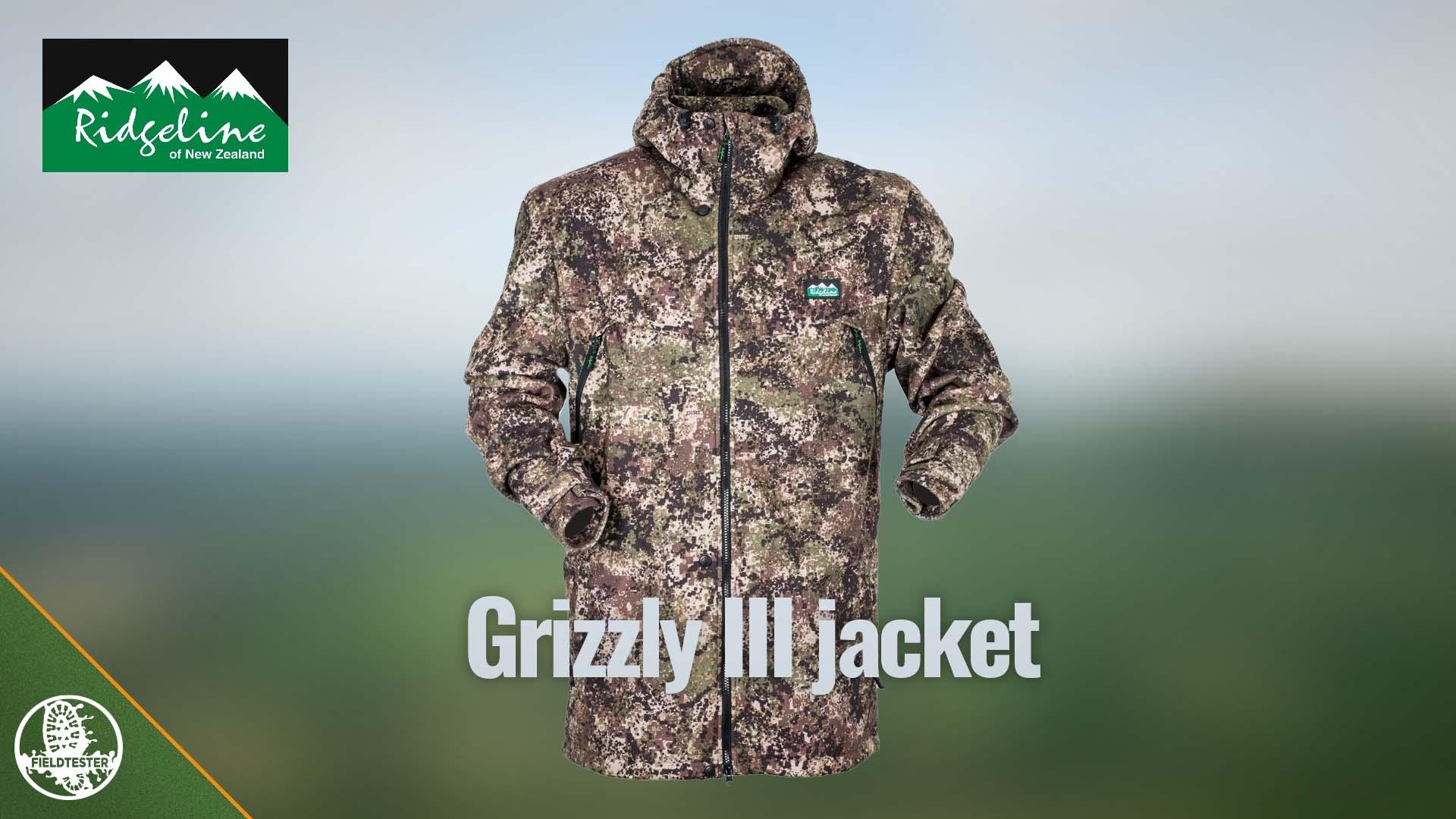 Ridgeline Grizzly III Smock