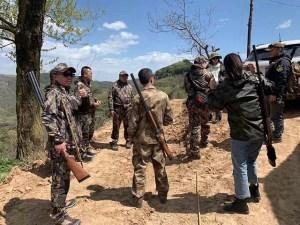 China restarts hunting and shooting